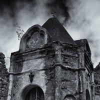 Церковь Анакопийской крепости :: Алексей Быков
