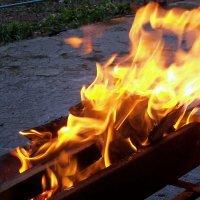 Огонь!!! :: Юрий Владимирович