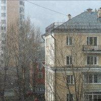 Мапртовский снежок :: Александр Сорокопуд