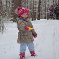снег идёт:) :: Андрей Герасимов