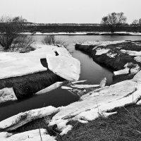 Освободившись от льда :: Иван Носов