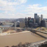 США. Пенсильвания. Питтсбург. Золотой треугольник. :: Виктория