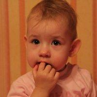 моя крестница Варя :: Юрий Глушков