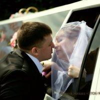 Поцелуй :: Михаил Скачков