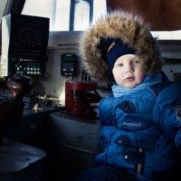 Юный машинист электровоза :: Максим Шушков