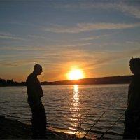 На рыбалке :: Татьяна Пальчикова