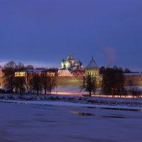 Зимний Новгород! :: Anton Kudryavtsev