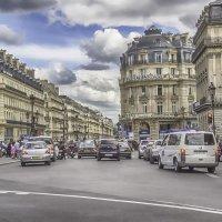 На Парижских улицах... :: Gene Brumer