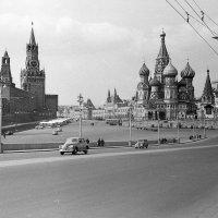 Москва. 1958 :: Олег Афанасьевич Сергеев