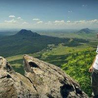 кавказские горы :: Ник Карелин