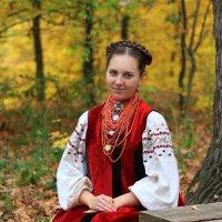 Украинская девушка... :: Детский и семейный фотограф Владимир Кот