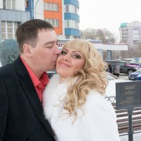 Маша и Саша :: Павел Савин