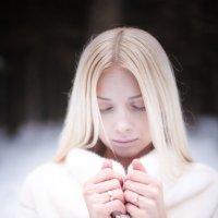 девочка зима :: Маргоша Умарова