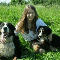 я и мои собачки :: Василиса Подгорнова