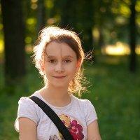Солнечная девочка :: Александр Максимов