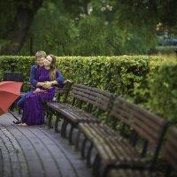 Love Story Юля и Саша :: Ксения Исакова