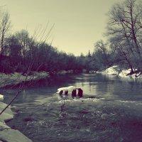 Последнее дыхание зимы :: Валерий Анохин