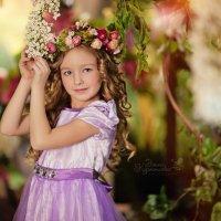 Волшебный сад :: Элина Курмышева