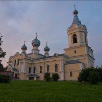 Успенская церковь в д. Сологубовка (4) :: Serzhik Kozlov