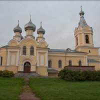 Успенская церковь в д. Сологубовка :: Serzhik Kozlov