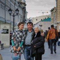 Три поколения :: Игорь Лариков
