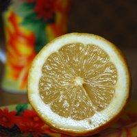 Лимонная свежесть... :: Наталия Марченко