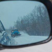 Зима... :: Вячеслав Запольский