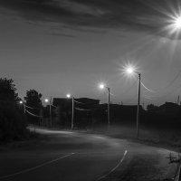 дорога в ночь :: Василий Либко
