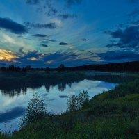 На закате :: Сергей Андреев