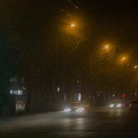 Ночной город :: Людмила Лопатченко