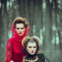 Дама Пики и дама Черви :: Александра Петракова