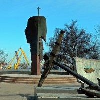 памятник погибшим морякам :: Александр Корчемный