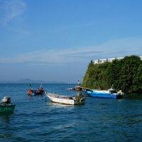 Тайские рыбаки. :: Rafael