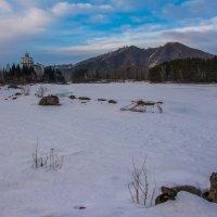 Зима в горах :: Sergey Oslopov