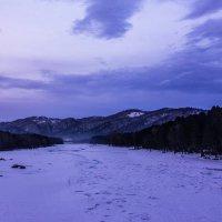 Вечерний пейзаж :: Sergey Oslopov