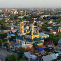 г. Оренбург, Дмитриевская церковь :: Анастасия Корниенко