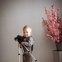 Маленький фотограф :: Мария Арбузова