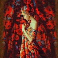 Песнь цветов... :: Надежда Шибина