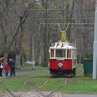 Старый трамвай :: Андрей Михайлин