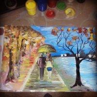 моя картина))) :: юлия комарова