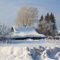 зимний этюд2 :: Виктор Ковчин