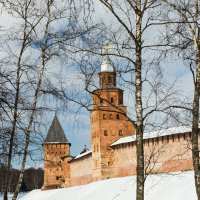 Зимняя весна :: Евгений Никифоров