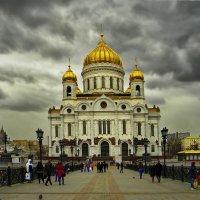 ...Храм Христа Спасителя.... :: Ира Егорова :)))
