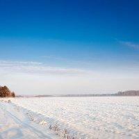 Зимние просторы... :: Александр Никитинский