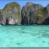 Таиланд, о.Пи-Пи Лей, бухта Майя (январь 2014) :: DimCo ©