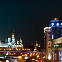 Дом на набережной и Кремль. :: Edward J.Berelet