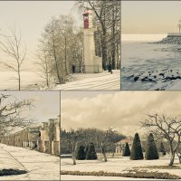 wintery Petergof :: Liia Tanneli