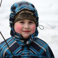 улыбка :: Оксана Грищенко