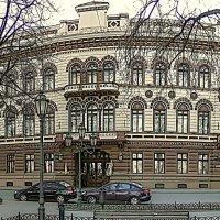 гостиница Лондонская :: Александр Корчемный