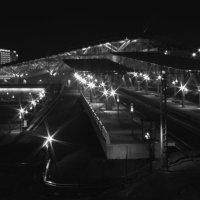 Ж/Д Олимпийский парк :: Семен Прудников